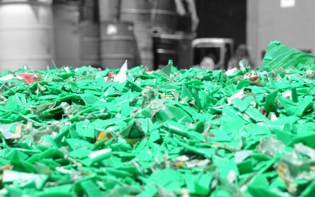 Recolección de Residuos Peligrosos