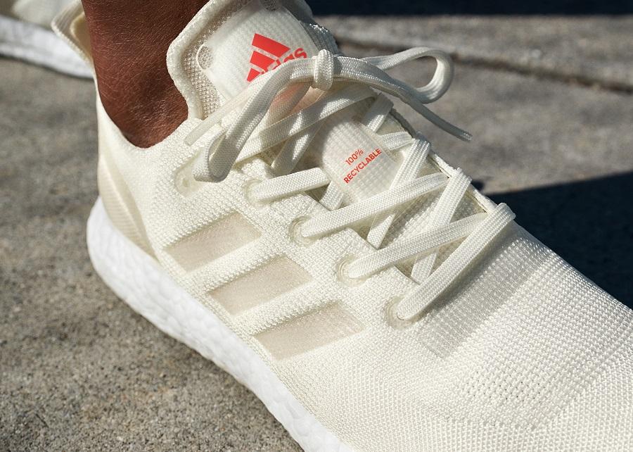 ADIDAS cierra el círculo del calzado deportivo con una zapatilla 100% reciclable