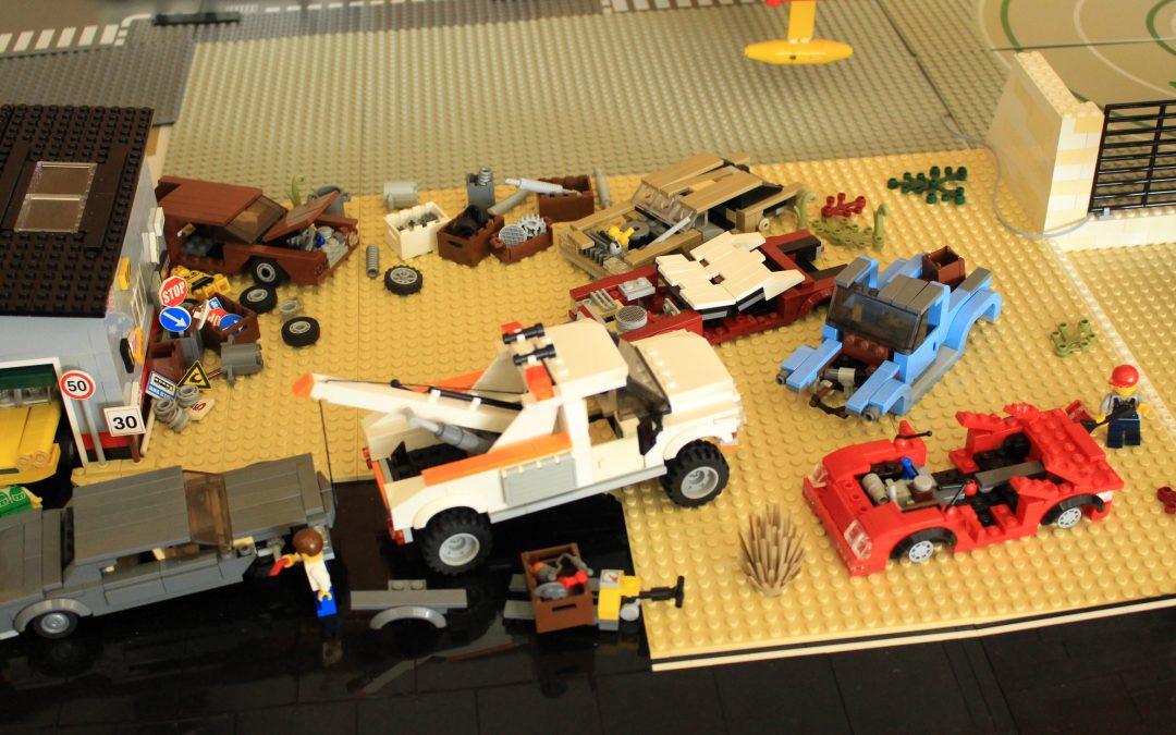 LEGO comienza a fabricar sus juguetes con bioplástico